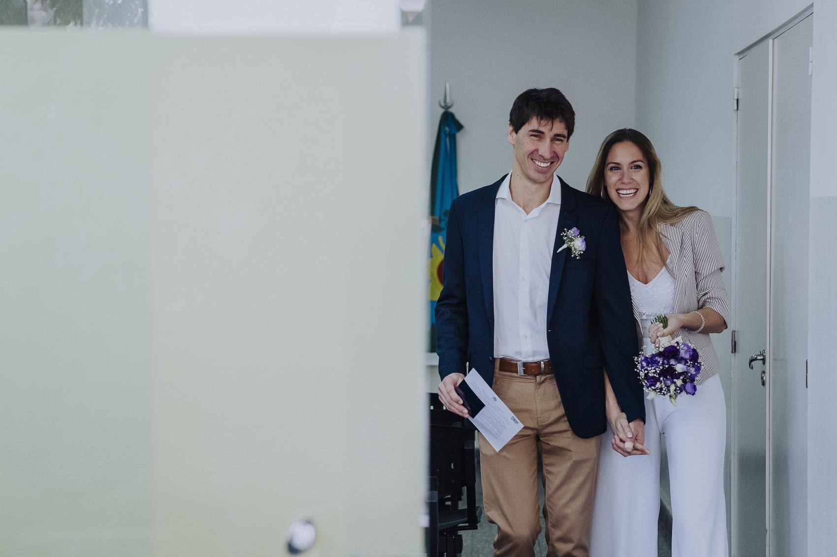 Boda Agustina & German