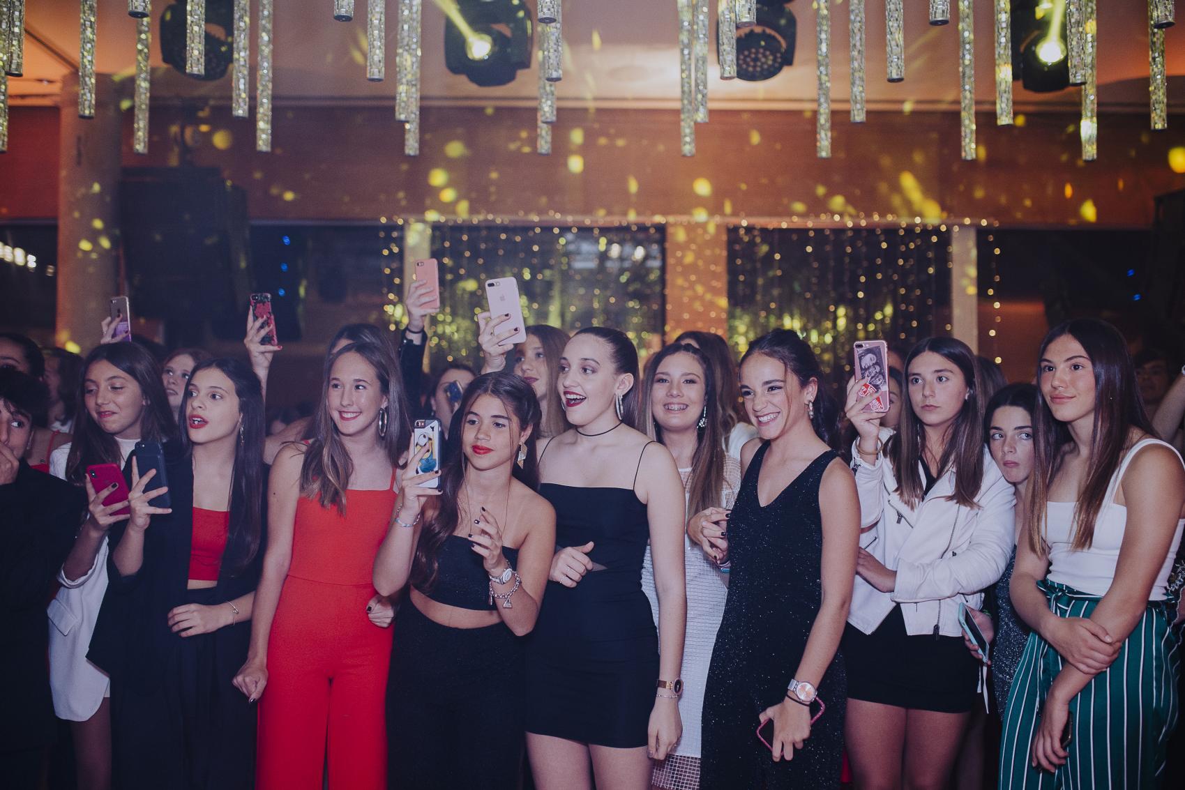 Los quinces de Juana